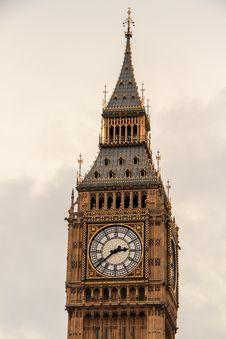 Free Elizabeth Tower Royalty Free Stock Image - 84935666