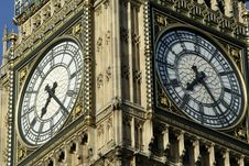 Free Big Ben Royalty Free Stock Photo - 84935675