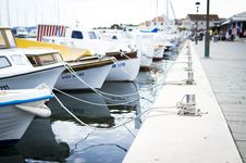 Free Boats In Harbor Stock Images - 84935784