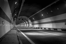 Free Road Tunnel Stock Images - 84937794