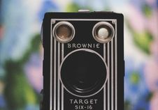 Free Brownie Target Six 16 Stock Images - 84938114