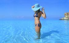 Free Carmen Fiano Spiaggia Dei Conigli Stock Images - 84938504
