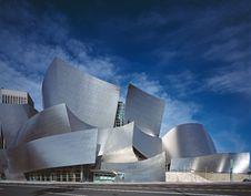 Free Walt Disney Concert Hall Stock Photos - 84939033