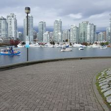 Free In Case You Forgot That Vancouver S An Ocean City, Just Go The Seawall For A Refresher :-&x29; 20161023_142048 Royalty Free Stock Images - 84939409