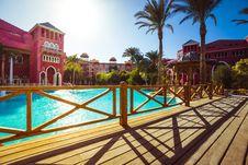 Free Tropical Resort Stock Image - 84940961