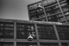 Free Woodwards Reflection-vancouver-gastown-xe2-20150609-DSCF6457-Edit Stock Photography - 84941172