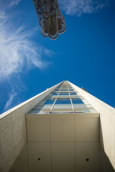 Free Low Angle View Of Building Stock Photography - 84944502