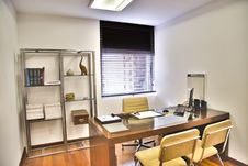 Free Office Or Consulting Room Royalty Free Stock Image - 84944506
