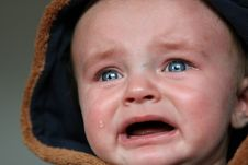 Free Crying Baby Royalty Free Stock Photos - 84944558