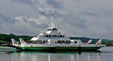 Free MV Kohu Ra Tuarua. Hokianga Harbour, Royalty Free Stock Photography - 84949057