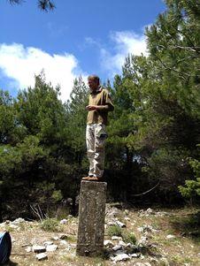 Free Mount Delphi Royalty Free Stock Image - 84949076