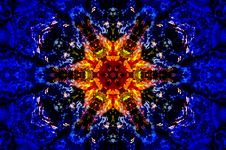 Free Kaleidoscope &x28;4&x29; Royalty Free Stock Photos - 84951258