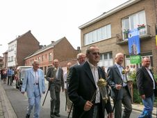 Free 2015 - Procession Saint Jean - Enghien Stock Photography - 84951322