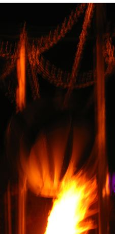 Free Flame Abstract 1 Stock Photo - 84952160