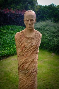 Free Sculpture Bea Van Dorpe Royalty Free Stock Photo - 84953705