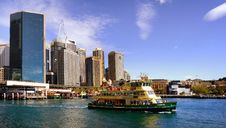 Free Circular Quay Sydney. Royalty Free Stock Photos - 84954248