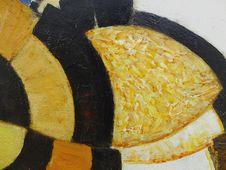 Free &x22;Autour D Un Point&x22; &x28;détail&x29;, Frantisek Kupka, 1920-1925/1930. Centre Pompidou, Paris. Stock Photography - 84955152