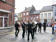 Free 2015 - Procession Saint Jean - Enghien Stock Photography - 84955392
