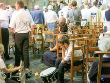 Free 2015 - Procession Saint Jean - Enghien Stock Photo - 84955430