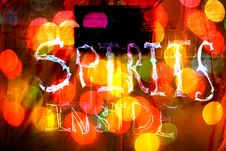 Free Spirits Inside Royalty Free Stock Images - 84955599