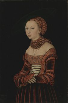 Free Lucas Cranach, The Elder / Vanhempi / Den äldre &x28;1472&x28;&x29;–1553&x29;: Portrait Of A Young Woman / Nuoren Naisen M Royalty Free Stock Photo - 84955895