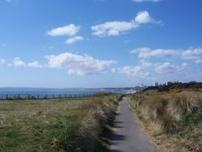 Free Boscombe Seafront Stock Images - 84956864