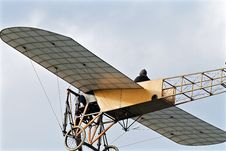 Free Bleriot Airplane Royalty Free Stock Photo - 84958595