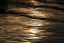 Free Sun Reflecting On Waves Royalty Free Stock Photo - 84960015