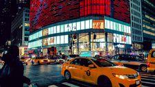 Free New York City Traffic Stock Image - 84960251