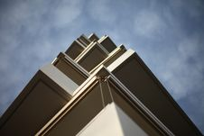 Free Balconies Against Skies Royalty Free Stock Photos - 84961098