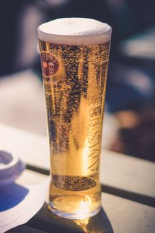 Free Pint Of Beer Royalty Free Stock Images - 84961779