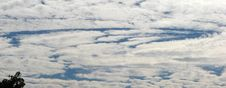 Free Swirling Clouds Royalty Free Stock Photography - 84965447