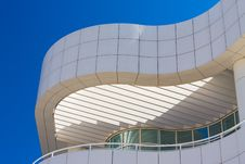 Free Curved Building Royalty Free Stock Photo - 84965995