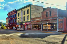 Free Greenwood, Canada S Smallest City Royalty Free Stock Image - 84967616