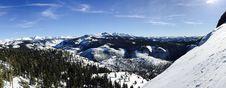 Free Snowy Hills Stock Image - 84967901