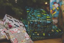 Free Christmas Presents Stock Photos - 84967923