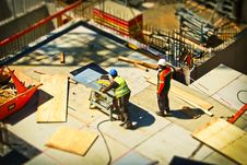 Free 2 Man On Construction Site During Daytime Stock Photo - 84968630