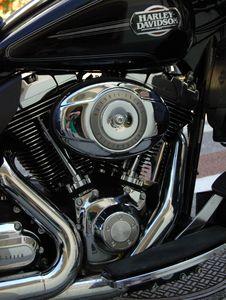 Free Harley Davidson Cruiser Motorbike Stock Image - 84968641