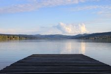 Free Jetty At Lake Stock Photos - 84969993