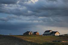 Free Farmhouses And Farmland Stock Photography - 84970882