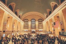 Free Grand Central Station Stock Photography - 84980612