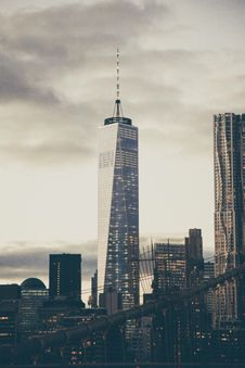 Free Skyscraper Stock Photography - 84980642
