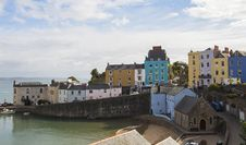 Free Tenby Harbour [Explore] Royalty Free Stock Image - 84981096