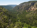Free Oak Creek Canyon II Royalty Free Stock Images - 858879