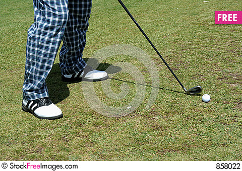 Free Golf Stock Photography - 858022