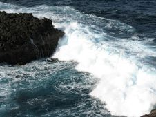 Free Rough Surf Stock Photo - 850440