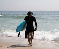 Free Surfer Is Done Stock Photo - 852760
