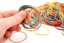 Free Rubberbands Stock Photo - 852900