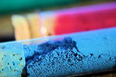 Free Tubes Of Pigment Stock Photo - 852910