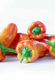 Free Peppers Stock Image - 854281